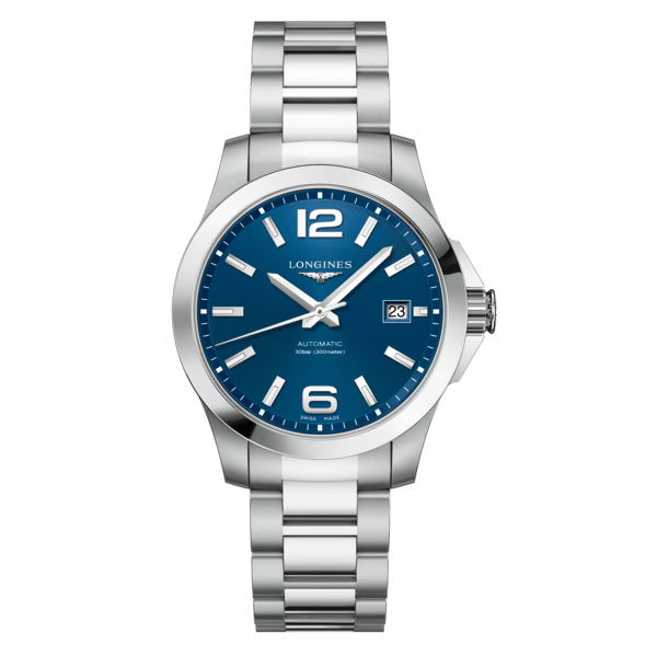 longines conquest - 39.00 mm