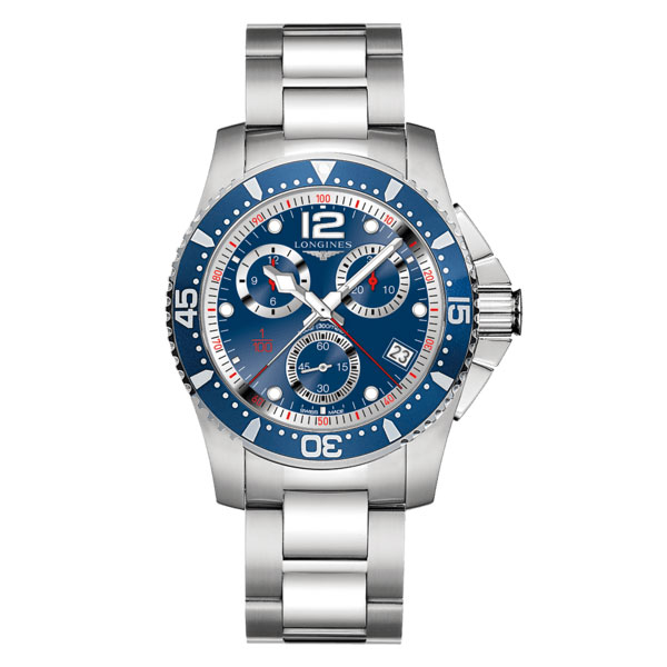 longines hydroconquest - 41.00 mm