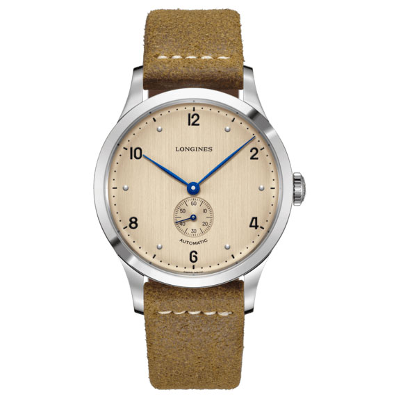 longines heritage - 40.00 mm
