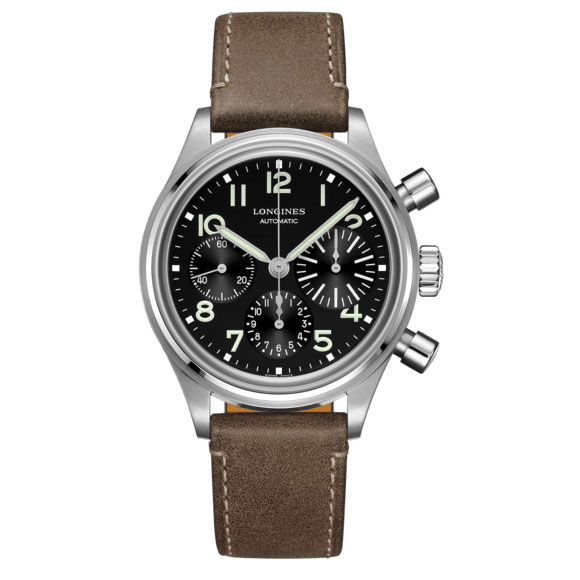 longines heritage - 41.00 mm