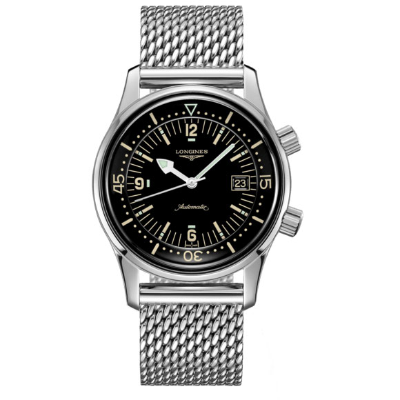 longines heritage - 42.00 mm