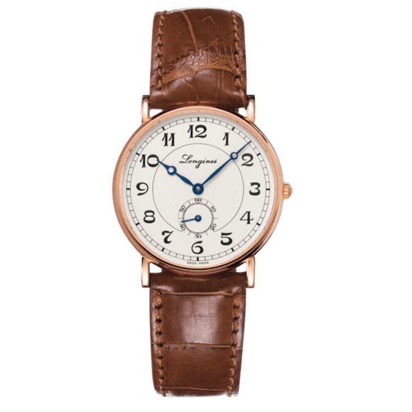 longines heritage - 34.00 mm