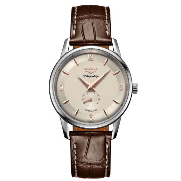 longines heritage - 38.50 mm
