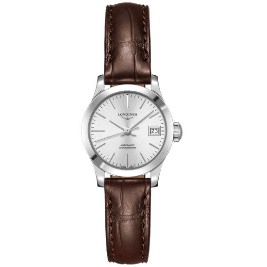 longines record - 26.00 mm