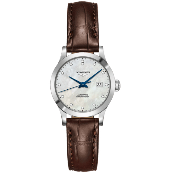 longines record - 30.00 mm