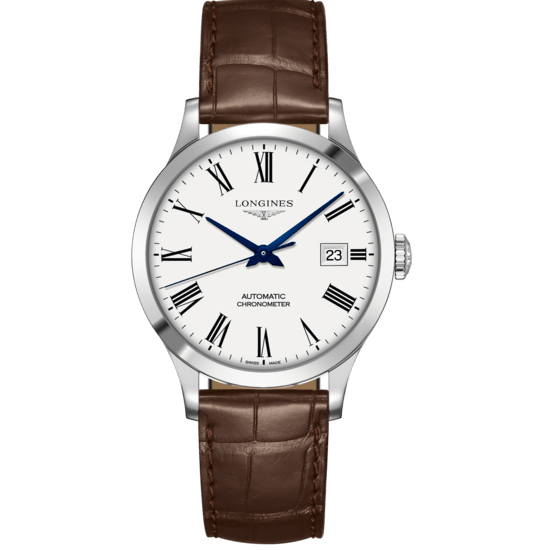longines record - 38.50 mm