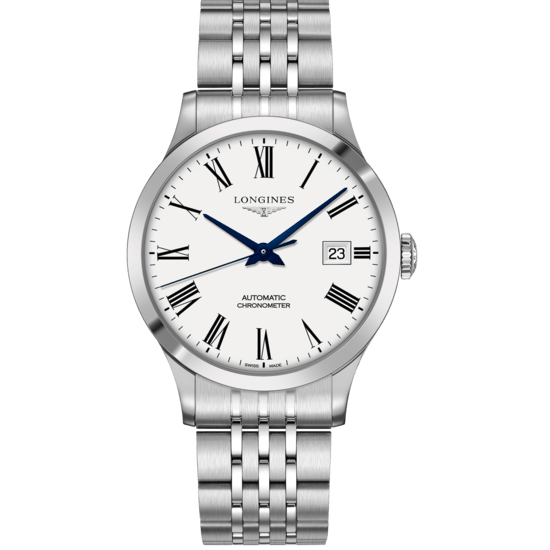 longines record - 40.00 mm