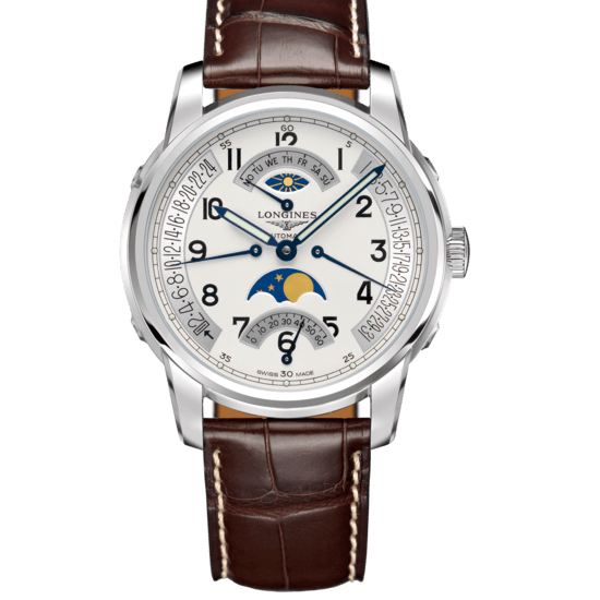 longines saint-imier - 44.00 mm