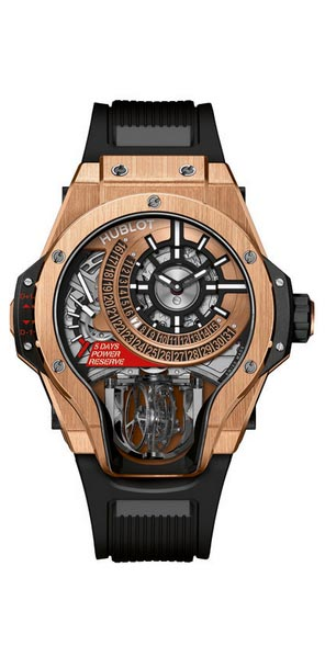 MP 09 Tourbillon Bi Axis