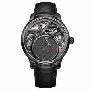 maurice-lacroix masterpiece - Masterpiece Mysterious Seconds Revelation