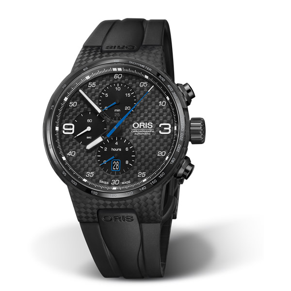 oris motor-sport - ORIS WILLIAMS VALTTERI BOTTAS LIMITED EDITION