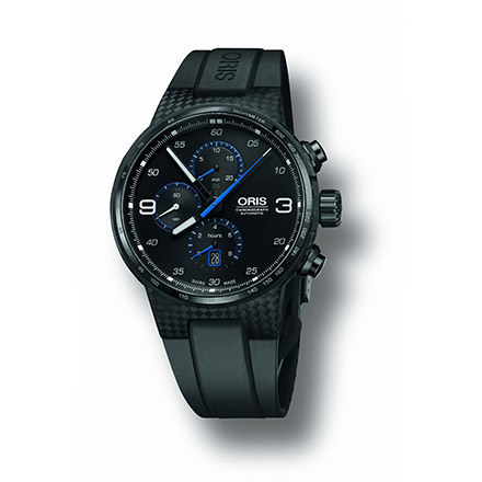 oris motor-sport - ORIS WILLIAMS CHRONOGRAPH CARBON FIBRE EXTREME