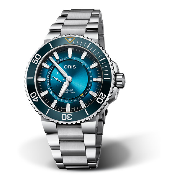 oris divers - Aquis GREAT BARRIER REEF LIMITED EDITION III