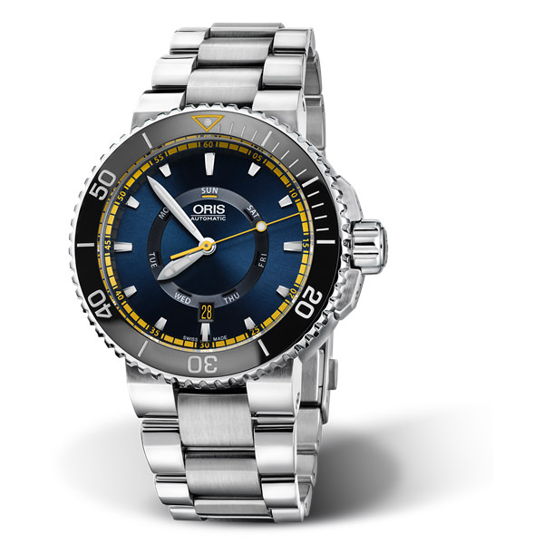 oris divers - ORIS GREAT BARRIER REEF LIMITED EDITION II