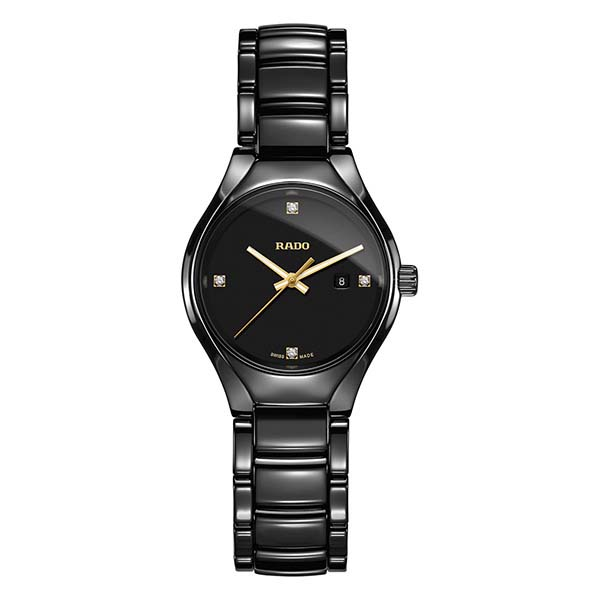 rado True Diamonds Quartz S