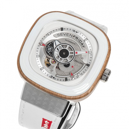 sevenfriday p-series - P1B/03 Japan Off-Series