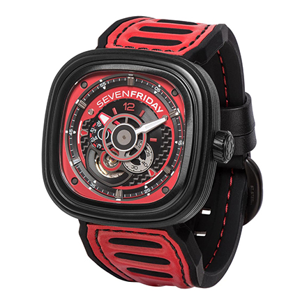 sevenfriday p-series - P3B 06 RACING TEAM RED