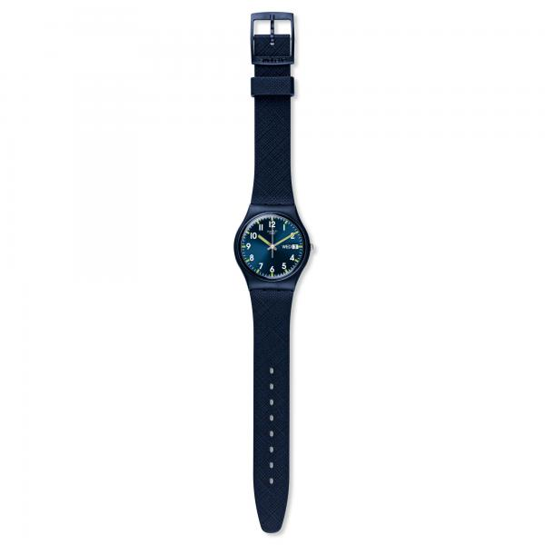 swatch ORIGINALS - SIR BLUE