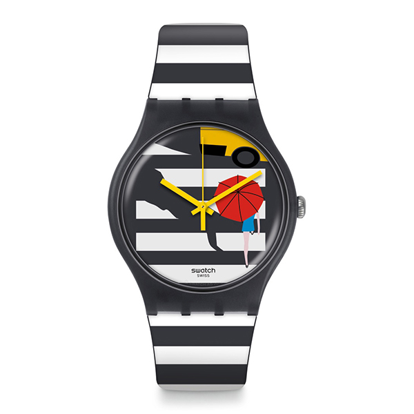 swatch ORIGINALS - Cross The Path
