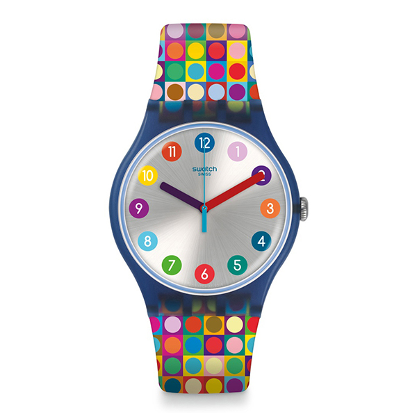 swatch ORIGINALS - Rounds And Squares