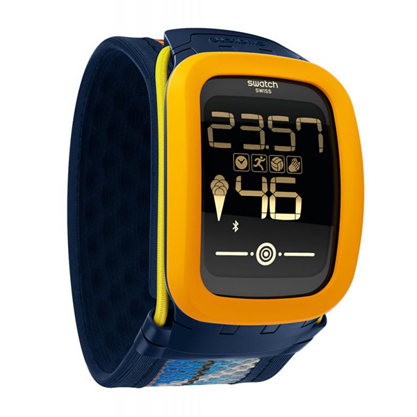 swatch DIGITAL - SUNZERO XL
