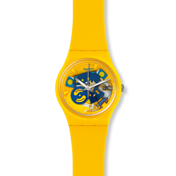 swatch ORIGINALS - POUSSIN