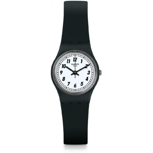 swatch ORIGINALS - SOMETHING BLACK