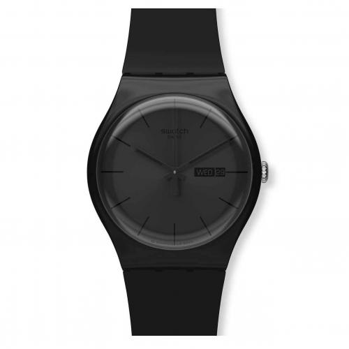 swatch ORIGINALS - BLACK REBEL