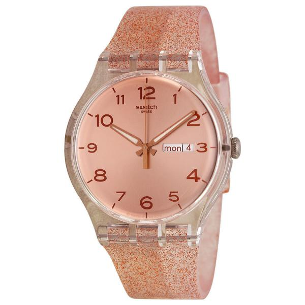swatch ORIGINALS - PINK GLISTAR