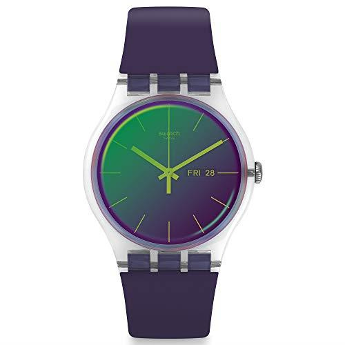 swatch ORIGINALS - POLAPURPLE