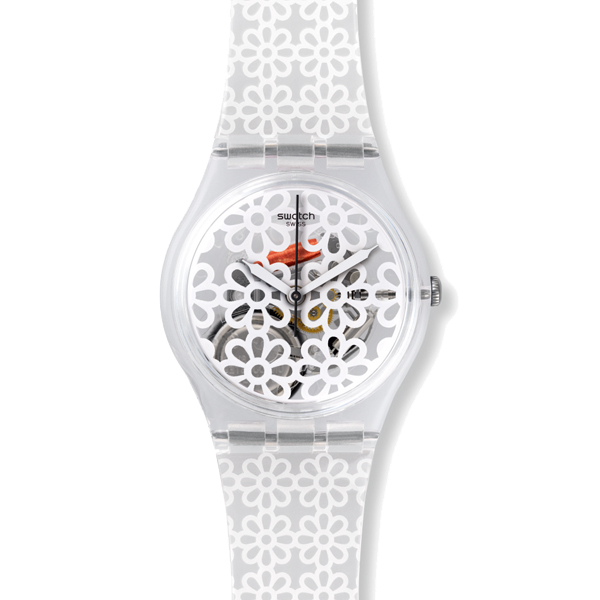 swatch ORIGINALS - EISBLUME