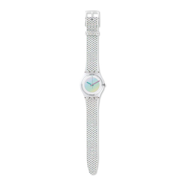 swatch ORIGINALS - WHITE RAVE