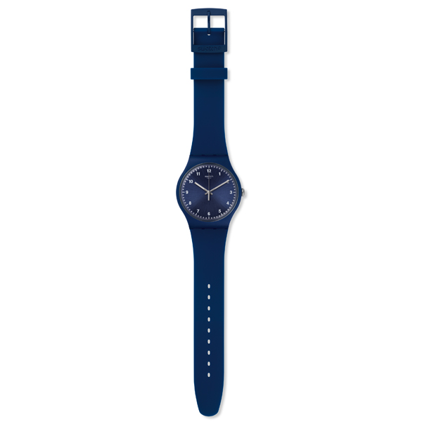 swatch ORIGINALS - MONO BLUE