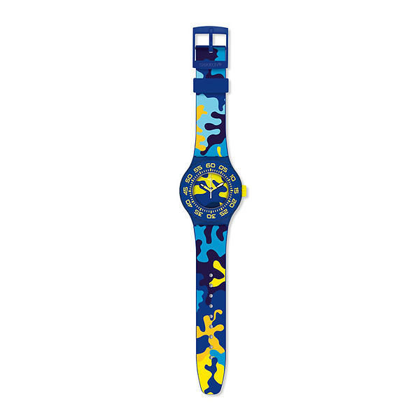 swatch ORIGINALS - OUT IN THE WILD