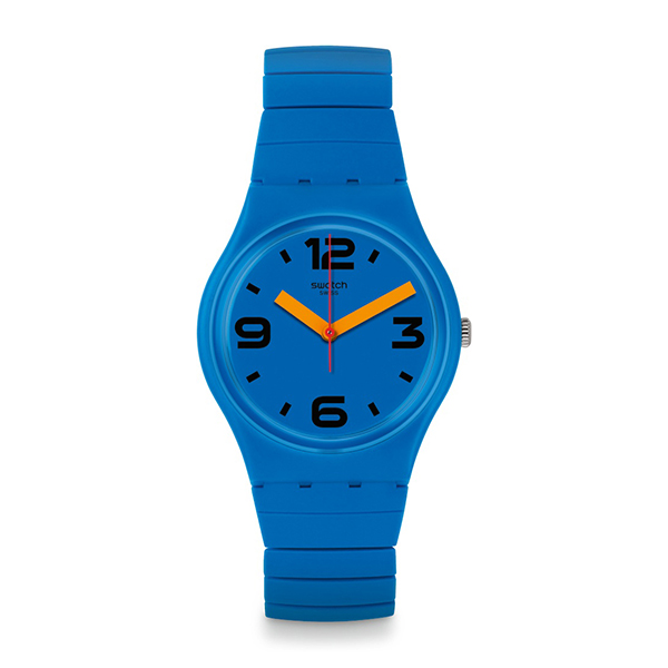 swatch ORIGINALS - PEPEBLU