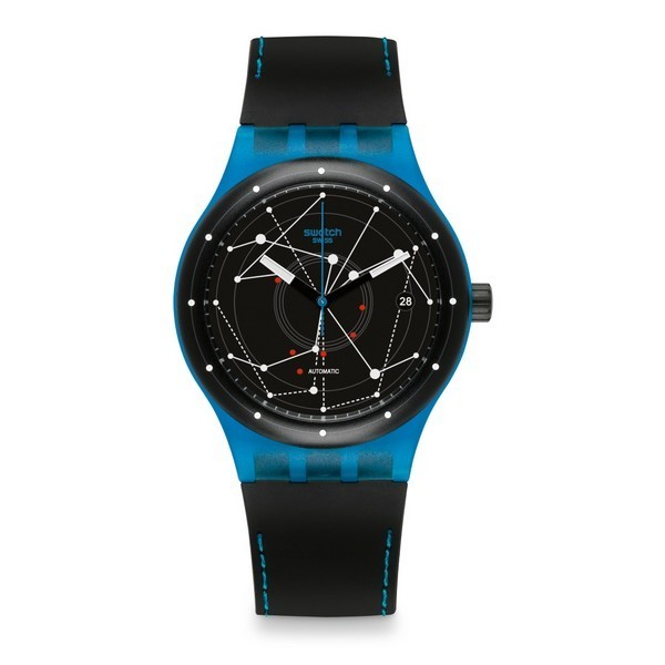 swatch ORIGINALS - SISTEM BLUE