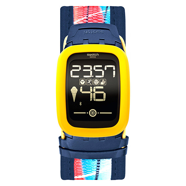 swatch DIGITAL - SUNZERO S