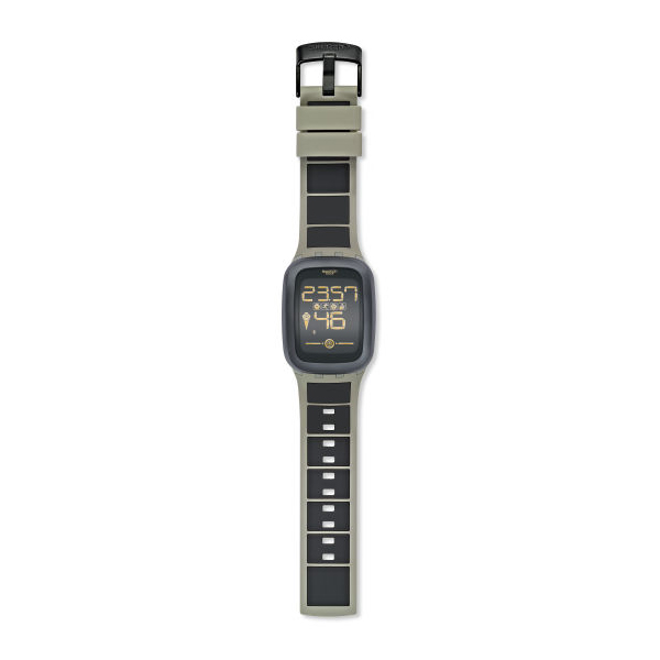 swatch DIGITAL - EARTHZERO