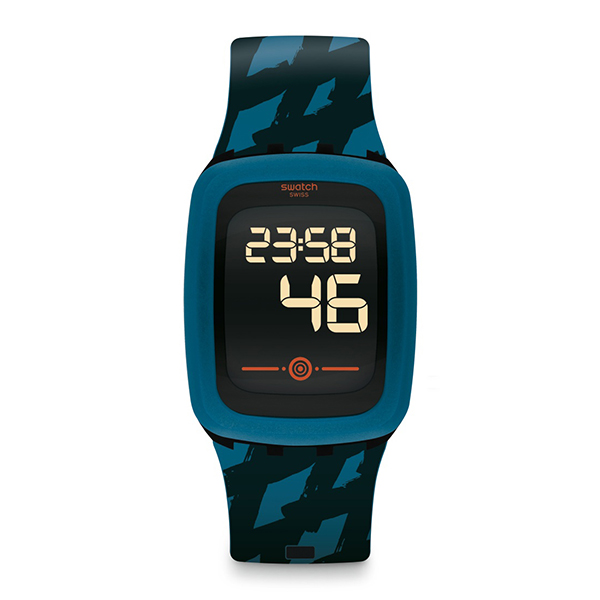swatch DIGITAL - PETROZERO2