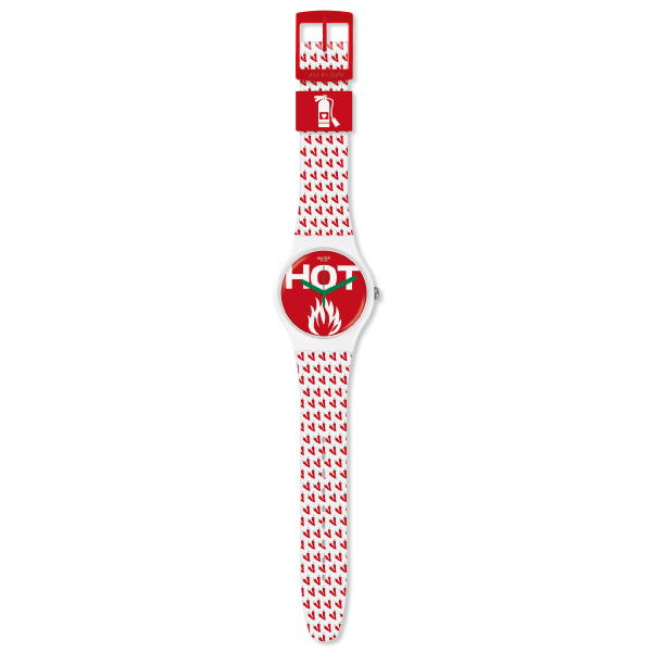 swatch ORIGINALS - AU FEU