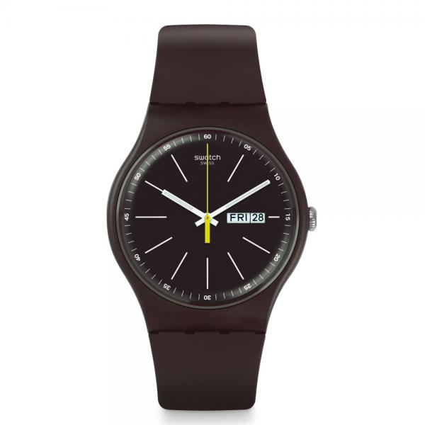 swatch ORIGINALS - BLUE BROWNY