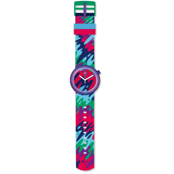swatch ORIGINALS - POPTHUSIASM
