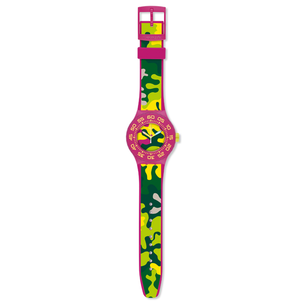 swatch ORIGINALS - CAPINK