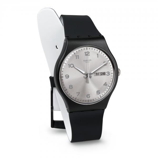 swatch ORIGINALS - SILVER FRIEND