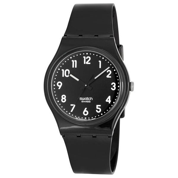 swatch ORIGINALS - BLACK SUIT