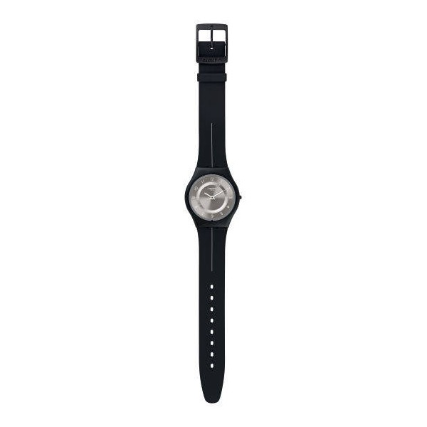 swatch ORIGINALS - MY SILVER BLACK
