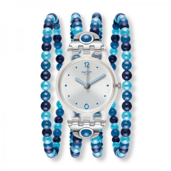 swatch ORIGINALS - BLUES PROHIBITION