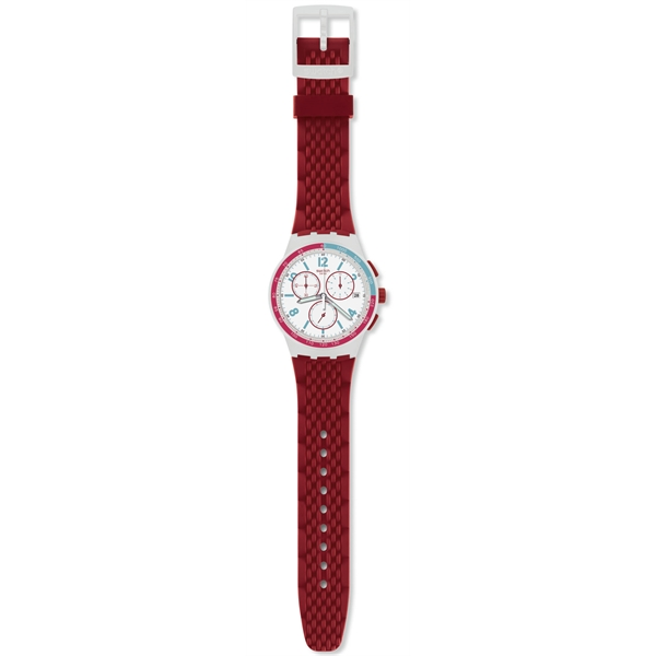 swatch ORIGINALS - RED TRACK