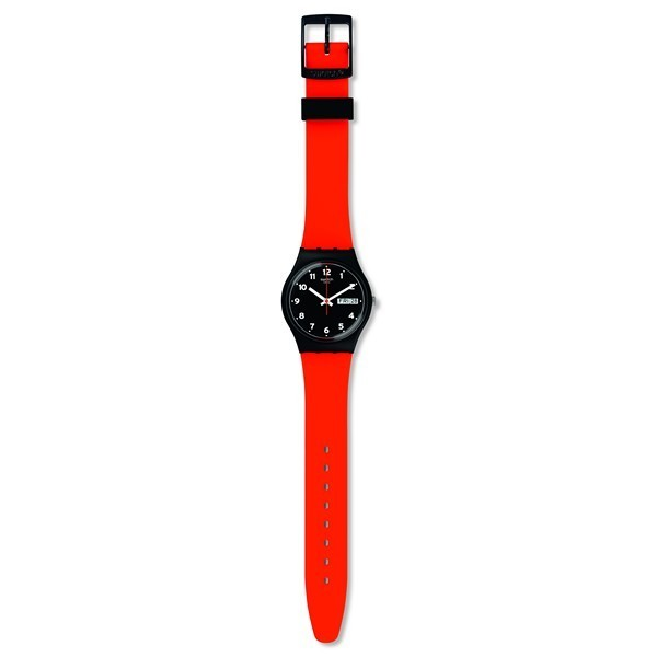 swatch ORIGINALS - RED GRIN