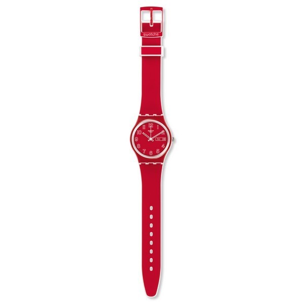 swatch ORIGINALS - POPPY FIELD